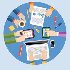 Marketing Digital Infographic