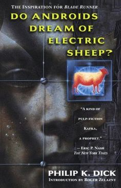 """I am obsessed with """" Do Androids Dream Of Electric Sheep"""""""
