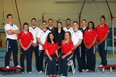 British gymnastics Olympic team Rio 2016