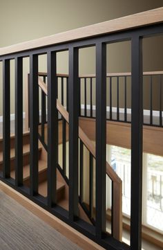 Modern stairs - Stairs maker Lauwers makes custom stairs - . - Modern stairs – Stairs maker Lauwers makes custom stairs – - Stairway Railing Ideas, Interior Stair Railing, Modern Stair Railing, Staircase Handrail, Stair Railing Design, Staircase Remodel, Modern Stairs, Balcony Railing, Banisters