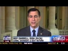 +Issa Breaks Down New Benghazi Subpoenas on Fox News - 08/02/13 - *** Rep. Issa is bound and determined to get to the bottom of this!!!  Hillary Clinton, Susan Rice, and whoever else is involved... the obstruction, things done illegally... we are going to find out!!!  GOD BLESS YOU REP. ISSA!!!