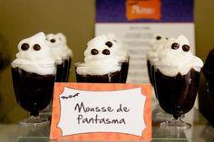 Do It Yourself - DIY - Receita de Docinho de copinho - Mousse de Fantasma - Halloween - Tuty - Arte & Mimos www.tuty.com.br