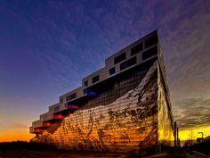 Mountain Dwellings by BIG - Bjarke Ingels Group + JDS Architects