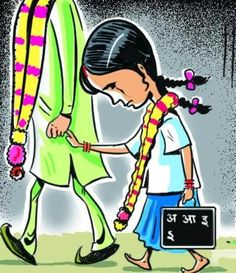 Kerala schoolgirl stops ten child marriages Save Girl Child Slogans, Marriage Images, Women's Day Cards, India Poster, Drawing Competition, Art Painting Gallery, Composition Art, Poster Drawing, Oil Pastel Drawings