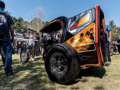 J.P. Rodman's Knucklehead Trike