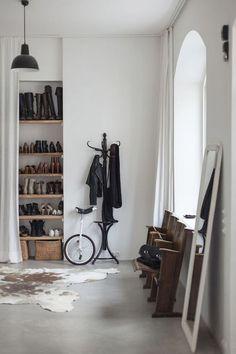 Ideas para organizar los zapatos