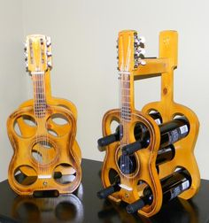 Little Guitar Gifts - Wine Racks, Coasters, Cutting Boards, and more! Guitar Gifts, Michigan Usa, Wine Racks, Model Kits, Wine Gifts, Cutting Boards, Acoustic Guitar, Guitars, Bass