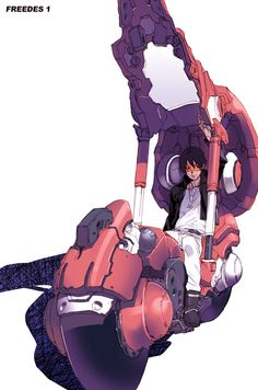 If baymax was a motorcycle and hiro got into racing because that's what Samadhi used to do