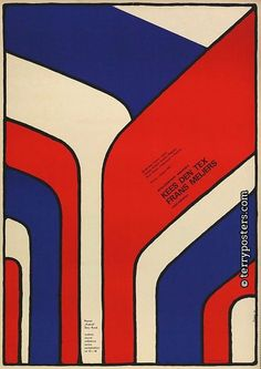 Polish film posters (Terry posters)
