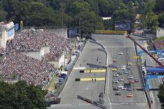 Local de desfiles de Hitler, Norisring é palco de uma das maiores provas da temporada do DTM.