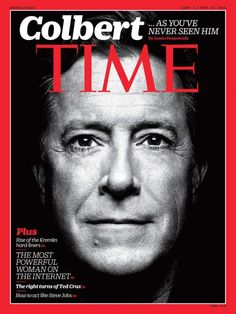 coverjunkie:  Time (US)  New cover Time magazine  Photograph by Platon Design director: D.W. Pine Click here for more covers Time on Coverjunkie