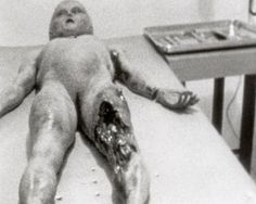"""The memo that """"proves aliens landed at Roswell' released online by the FBI   article"""