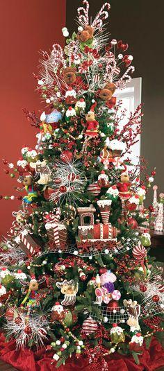 Christmas Tree ● Chocolate Moose