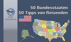 Endlich, endlich geht es mit unserer Serie 50 Bundesstaaten weiter. VerschiedeneBloggerberichtenüber sehenswerte Dinge in den 50 Bundesstaaten der USA.