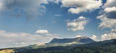山, 風景, 自然, 山の風景, 空, 旅行, 夏, ピーク, 青, 森林, ハイキング, 環境, 屋外, 雲