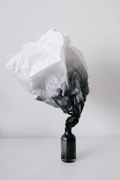 Smoke (experiments on methods II) by Andrew Kim