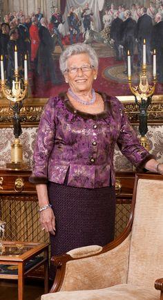 HM King of Norway sister Princess Astrid 12. februar. 2012