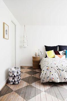 floors for kitchen.... Great Dane - Oyoy Living Design - Bedroom Design Ideas & Pictures (houseandgarden.co.uk)