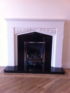 FIREPLACE SURROUND AND GAS FIRE IN PERFECT UN USED CONDITION