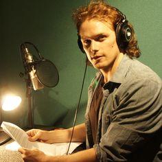 Sam Heughan, who plays Jamie Fraser on Outlander, lent his dreamy Scottish…