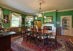 The Historic Home Of A Miller Brewery Heir Could Be Yours  - ELLEDecor.com