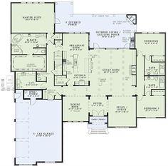 House Plan 82297