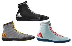 Adidas adiZero Varner Wrestling Shoe - Customization also available, if you want to take these to the next level!