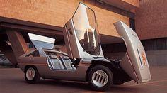 Alfa Romeo Alfasud Caimano by Italdesign