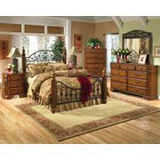 American Furniture Warehouse -- Virtual Store -- Wyatt King Bed