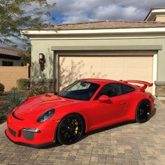 """1,745 Likes, 14 Comments - DDWCarsinAZ (@ddwcarsinaz) on Instagram: """"Red rocket. My old 16 GT3 """""""