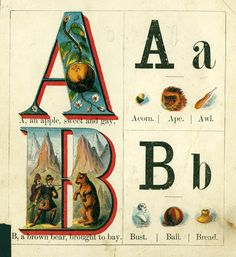 From Abc Of Objects For Home And School Mclaughlin Bros Sets Pinterest Free Printables Ephemera And Craft
