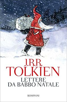 """""""When John (Tolkien's son) was 3 he got his first letter from Father Christmas. From 1920 until 1943 Tolkien wrote letters, as Father Christmas, to his children. They were accompagnied by lots of funny pictures. Father Christmas Letters, Best Christmas Books, Christmas Fun, Vintage Christmas, Christmas Cover, Christmas Lyrics, English Christmas, Christmas Decorations, Christmas Child"""