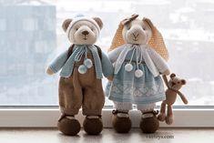 FunnyBunny - мир игрушек Василисы Романовой