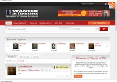 Wanted In Tennessee
