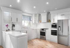 Bosch Appliances, Kitchen Remodel, Kitchen Cabinets, Best Deals, Table, Furniture, Home Decor, Decoration Home, Room Decor