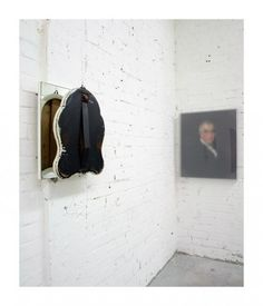© Peter Buechler, The End, installation studioshow, 2013