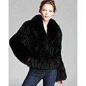 Maximilian Fox Fur Coat, ONE DAY I WILL HAVE YOU