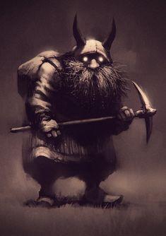 Dwarf by SilentIvo.deviantart.com on @deviantART