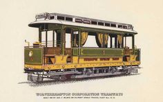 Wolverhampton 10 (1902), de Wolverhampton Corporation Tramways (1)