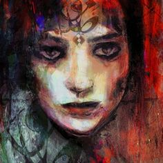 Suhair Sibai - 'Damascus Queen 2' Giclee Print on Archival Paper