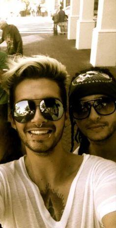 Bill & Tom Kaulitz!!!