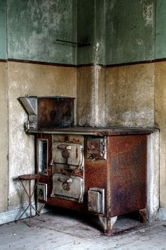 22.10.2014: Stone Cold Stove by Suensyan on @DeviantArt