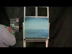 La technique de la peinture a l'huile,c'est pas difficile 02 - YouTube