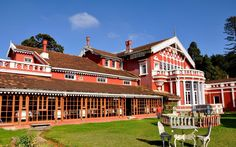 Heritage hotels of Tamil Nadu: Recreating the rich history of the royal era of this state.