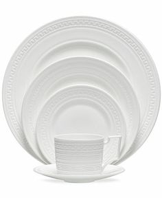 Wedgwood Dinnerware, Intaglio Collection - Casual Dinnerware - Dining & Entertaining - Macy's