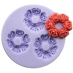 Mini Silicone Resin Clay Molds Baking Molds Pans Cake Mold Handmade Soap Mold Candy Mold Food-grade (FDA standard) Silicone. Finished Size(cm): 2.9x0.6. Can be used to diy soap or candy or cake as you like. Good quality and easy to use and clean. Material: Silicone.  #Wholeport #Home