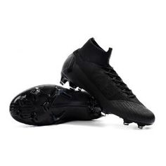 detailed look 2f5e3 a6ded Nike Blackout Mercurial Superfly VI 360 Elite FG