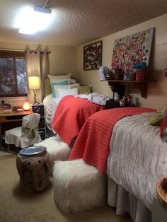 Tutwiler Dorm Room University of Alabama