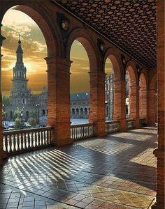 Architecture @archpics Seville, Spain