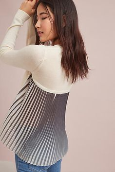 One Grey Day Grace Pullover